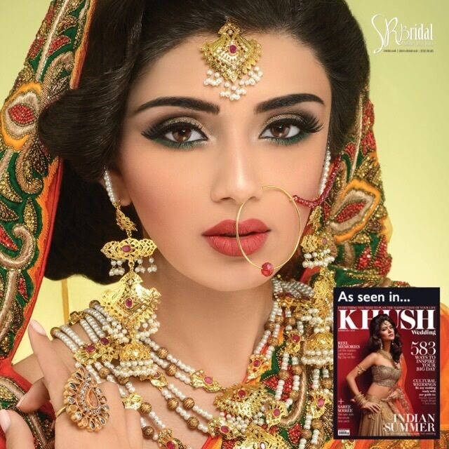 Bridal Mehndi West London : Asian bridal hair and makeup north london om