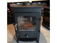 CLEARVIEW 5KW STOVE