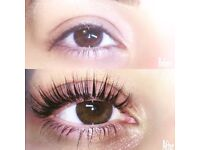 Mobile beautician - Eyelash lifts