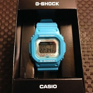 Casio GShock Glide Ice Blue West Ryde Ryde Area Preview