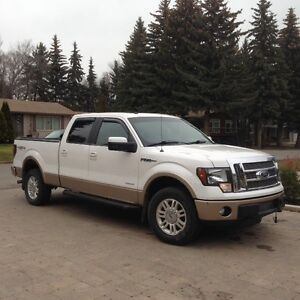 2011 F150 Lariat with 3.5L Ecoboost