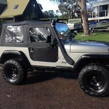 Tj wrangler Soldiers Point Port Stephens Area Preview