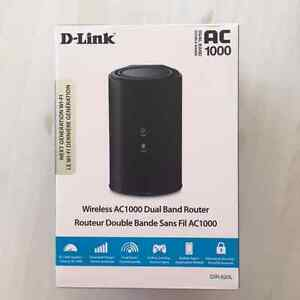 ROUTER: D-Link Wireless AC1000 Dual Band D1R-820L