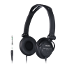 Sony MDRV150 Black DJ Monitoring headphones with reversible ear cups