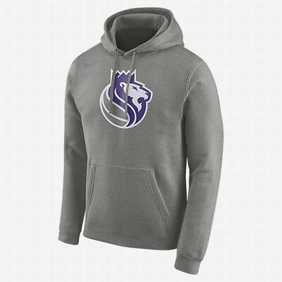 Nike NBA Sacramento Kings Fleece Pullover Hoodie (S) 881163 063