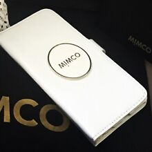 Mimco Iphone 6plus case with card holder