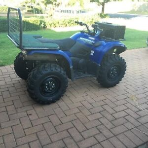 Grizzly 450 farm/hunting quad Dubbo Dubbo Area Preview