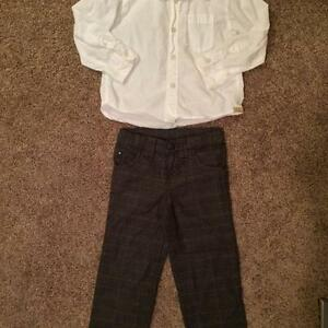 Boys 3T Spring Dress Outfit