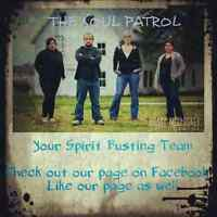 The Soul Patrol.. your spirit busting team