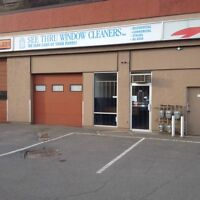 291 West Victoria st kamloops BC shop and office busy strip mall
