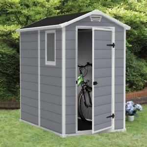 Keeter shed - 3.5' x 6'
