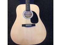 Fender Squire Acoustic Guitar
