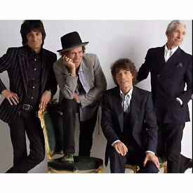 Keef, Ronnie, Charlie and Darryl looking for Mick !!