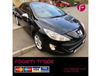 Peugeot 308 CC SE 156ps Convertible Petrol - Only 3 Owners - Long MOT Jan'19 - Amazing Price