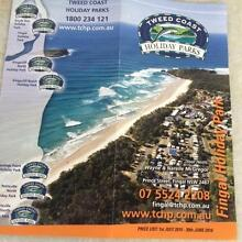 CARAVAN & SITE FRONTING THE BEACH Fingal Head Tweed Heads Area Preview