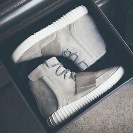 yeezy 750 grey