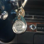 Motor Head Keychains