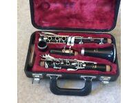 Yamaha Bb clarinet. Good condition