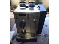 Franke Saphira Bean to cup commercial coffee machine.