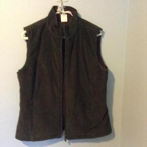 Insulated Vest - sz Small