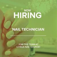 Hiring Nail Technicians in Port Moody