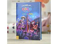Disney Coco Personalised Book