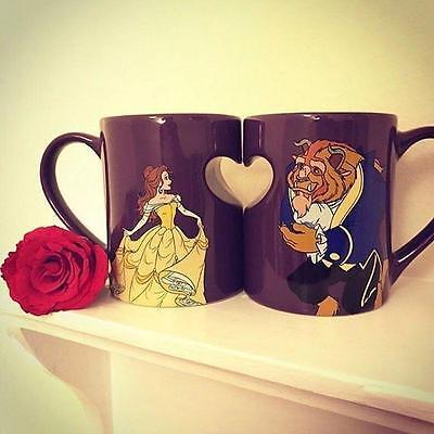 Disney Sammeltassen - Die Schöne und das Biest - Belle + Biest - NEU