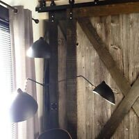 REBARN BARN DOORS NOW AVAILABLE IN VICTORIA