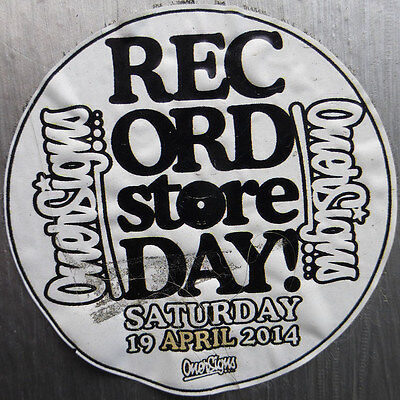 Jedes Jahr am 19. April: der Record Store Day (Andy Johnson (CC BY-NC-SA 2.0))