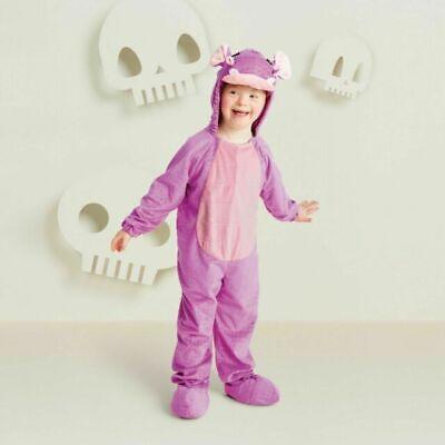Hyde & Eek Plush Purple Hippopotamus Toddler Halloween Costume Size 4T-5T NEW](Purple Hippo Halloween Costume)