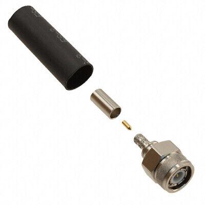 Amphenol Rohs 031-6499 Rf Tnc Str Cable Plug Connector New Qty-1