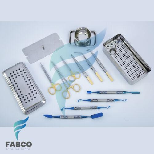 Dental PRF Box GRF System Platelet Rich Fibrin Set Surgery Membrane Kit