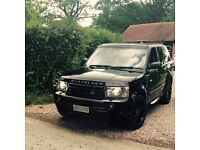 Range Rover Sport 4.2 v8 supercharged overfinch replica
