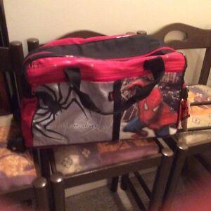 Wheeled Spiderman Travel Bag (tags still on)