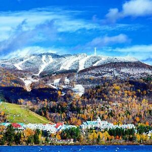 MT TREMBLANT - Luxury 2 bed condo in 4 star resort from $78