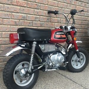 Honda Z50 AK3 1972 in excellent condition