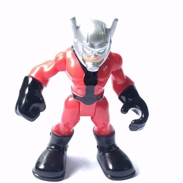 """PlaySkool Heroes HAWKEYE 2.5/"""" Figure Marvel Captain America Super Jungle Squad"""