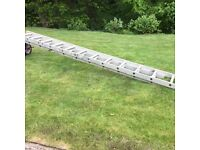22ft long ladder for salegood condition