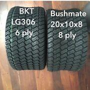 Dingo 950 K93 K94  tyres $83.00+ gst ea 20x10x8 Carlisle Victoria Park Area Preview