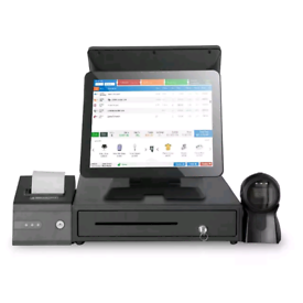 ALL IN ONE COMPLETE EPOS TILL SYSTEM