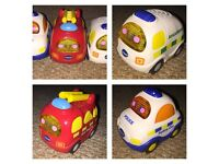 Vtech Toot Toot Emergency Vehicles
