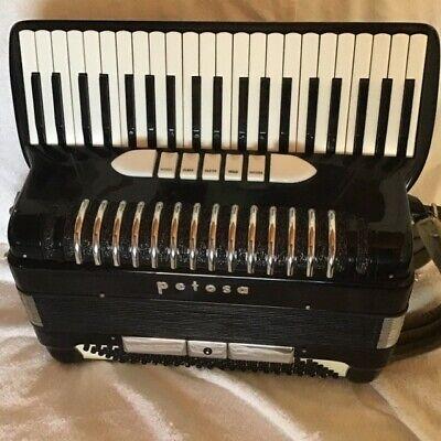 Petosa 1957 Piano Accordion 120/41, 3/5, 18