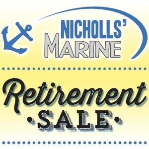 Retirement Sale!