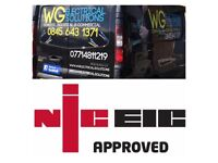 WG Electrical Solutions NICEIC Approved Contractor