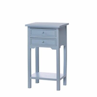 Home & Garden/Furniture/Tables - Accent Plus Two Drawer Side Table