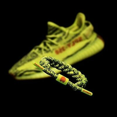 6a2f0201 Rastaclat Bracelet Frozen Yellow Yeezy V2 Yebra Limited Edition Glow In The  Dark