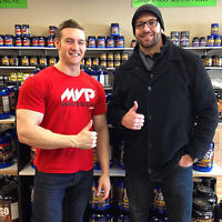Your Local Supplements Store!