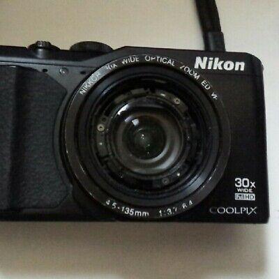 Nikon Digital Camera s9900  JAPAN free shipping segunda mano  Embacar hacia Mexico