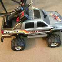 Radio controlled avalanche