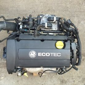VAUXHALL ZAFIRA EXC ENGINE 2009 PETROL 1.6 FOR SALE!!